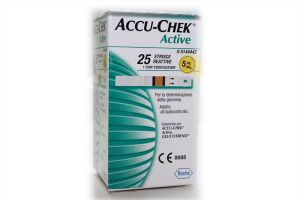 ACCU-CHEK ACTIVE strisce