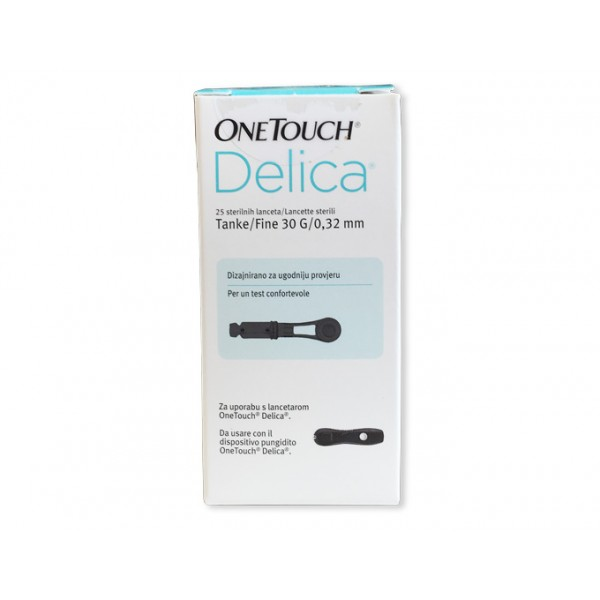 Delica Lancette per pungidito
